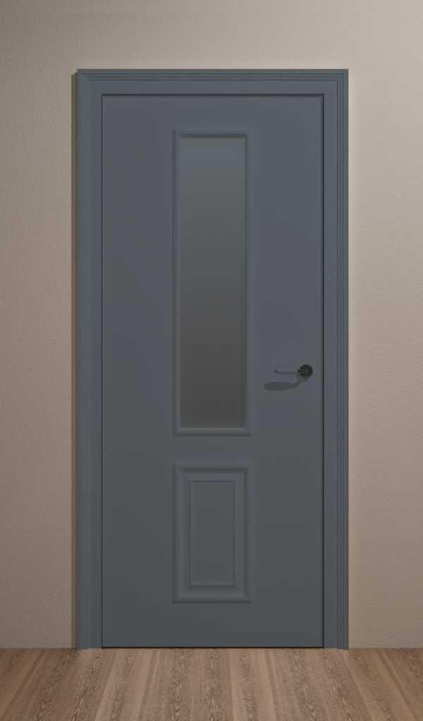 Артикул 2.2-c1m - 600 x 2000, RAL 7011