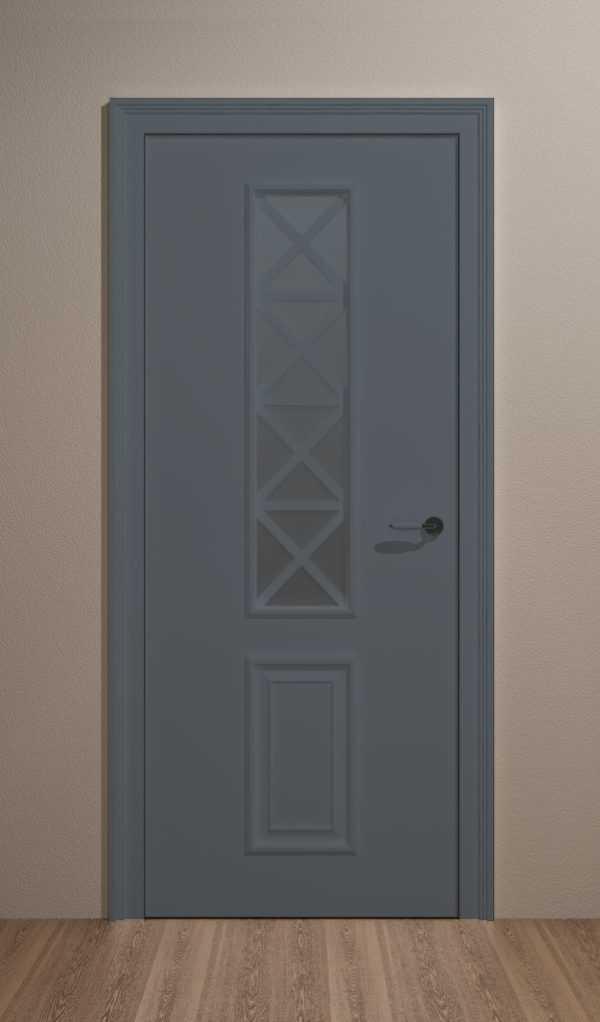 Артикул 2.2-c1p1m - 600 x 2000, RAL 7011