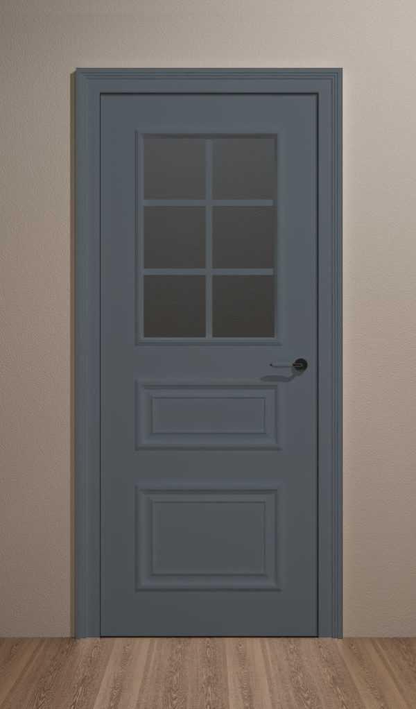 Артикул 2.3-c1p2 - 600 x 2000, RAL 7011