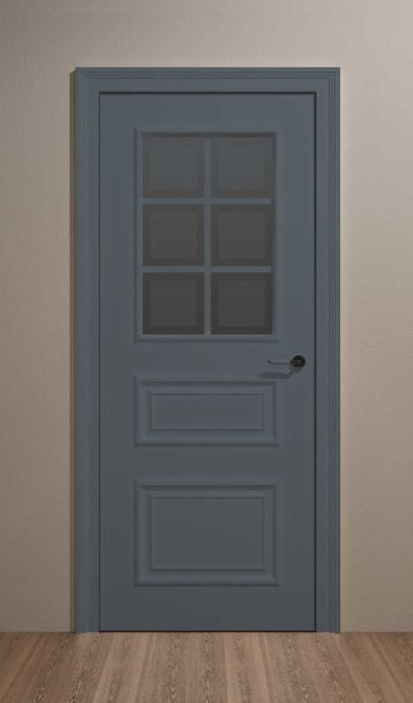 Артикул 2.3-c1p2m2 - 600 x 2000, RAL 7011