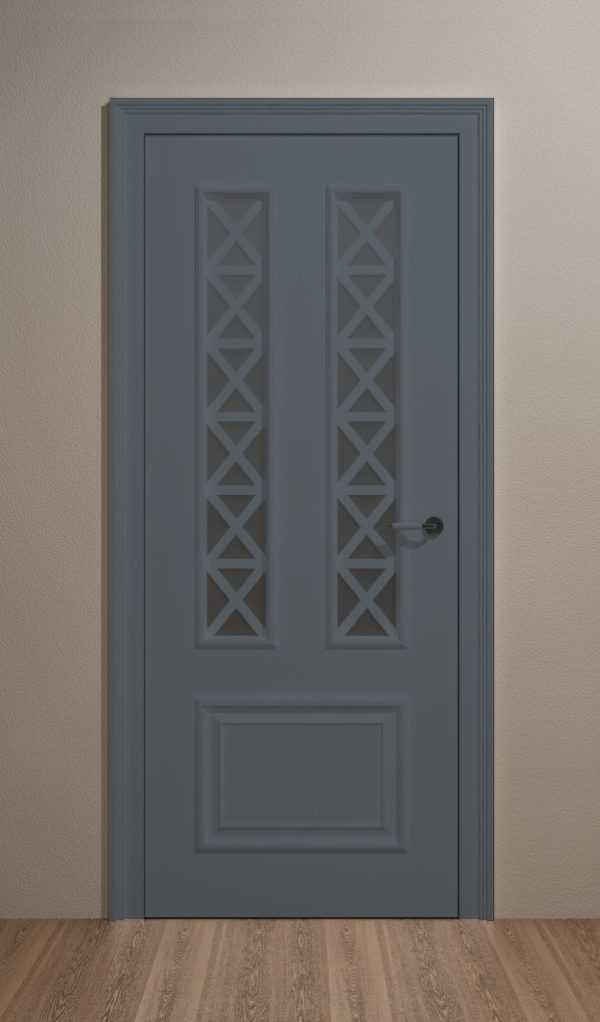 Артикул 2.4-c2p1m - 600 x 2000, RAL 7011