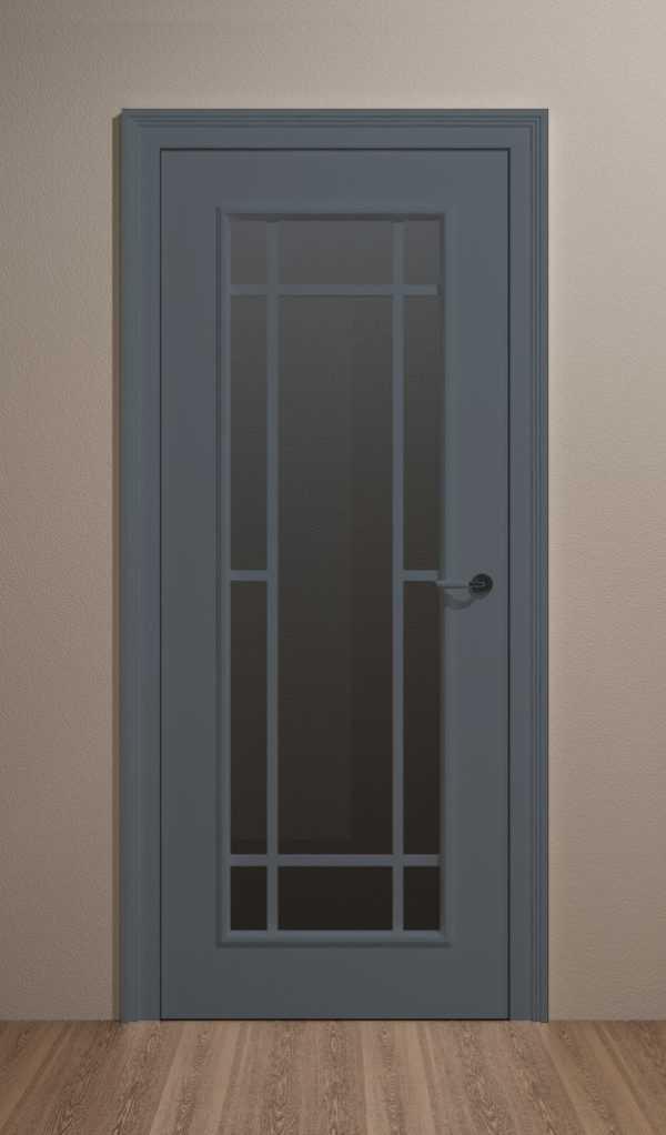 Артикул 2.0-c1p4 - 600 x 2000, RAL 7011