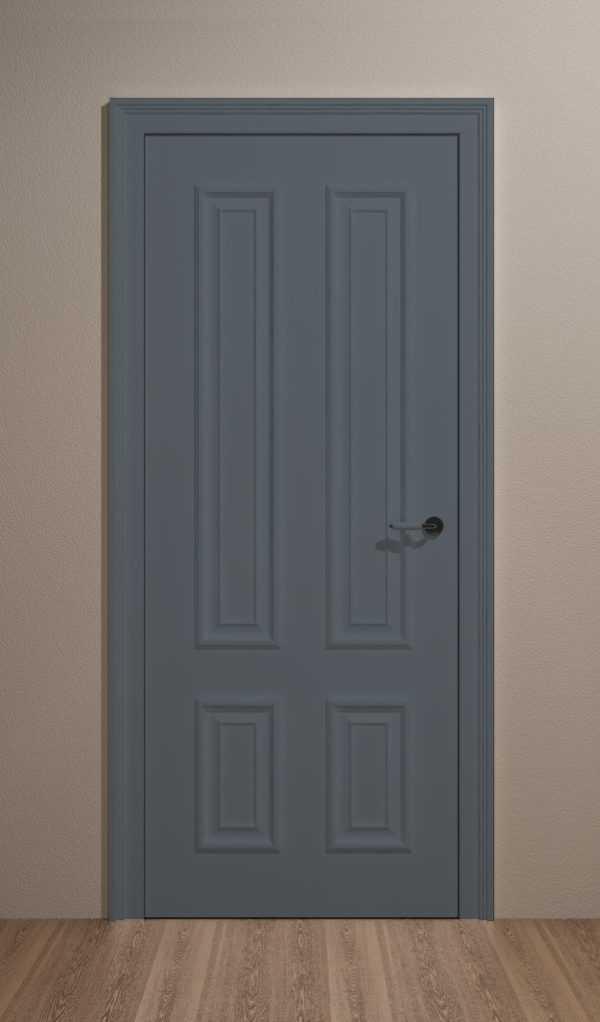 Артикул 2.6 - 600 x 2000, RAL 7011