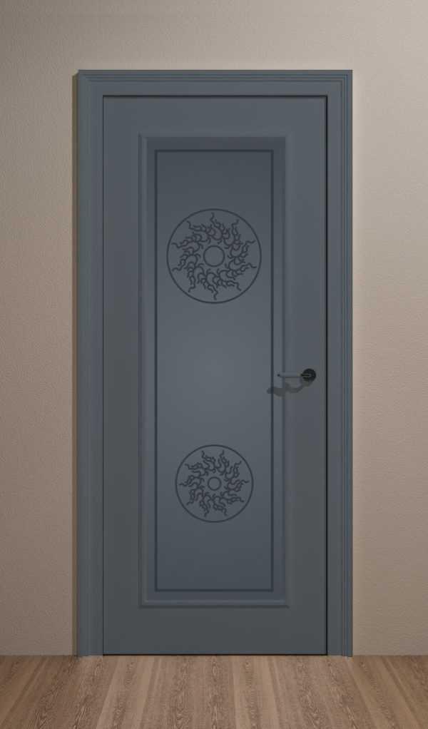 Артикул 2.0-с1фр-круги - 600 x 2000, RAL 7011