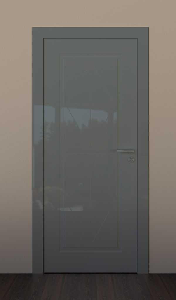 Артикул: 1.11-г - 600 x 2000, RAL 7012