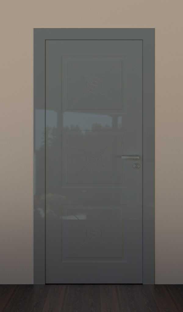 Артикул: 1.12-г - 600 x 2000, RAL 7012