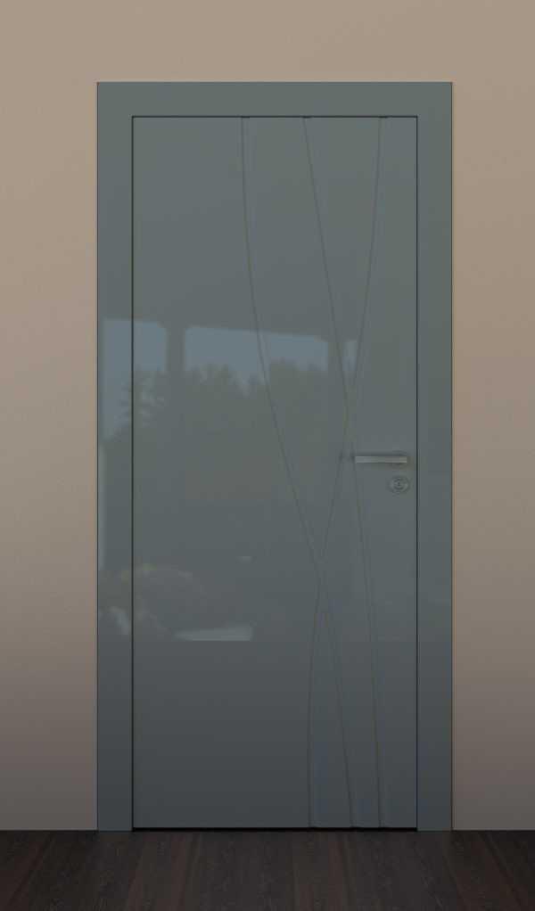 Артикул 3.4-г - 600 x 2000, RAL 7031