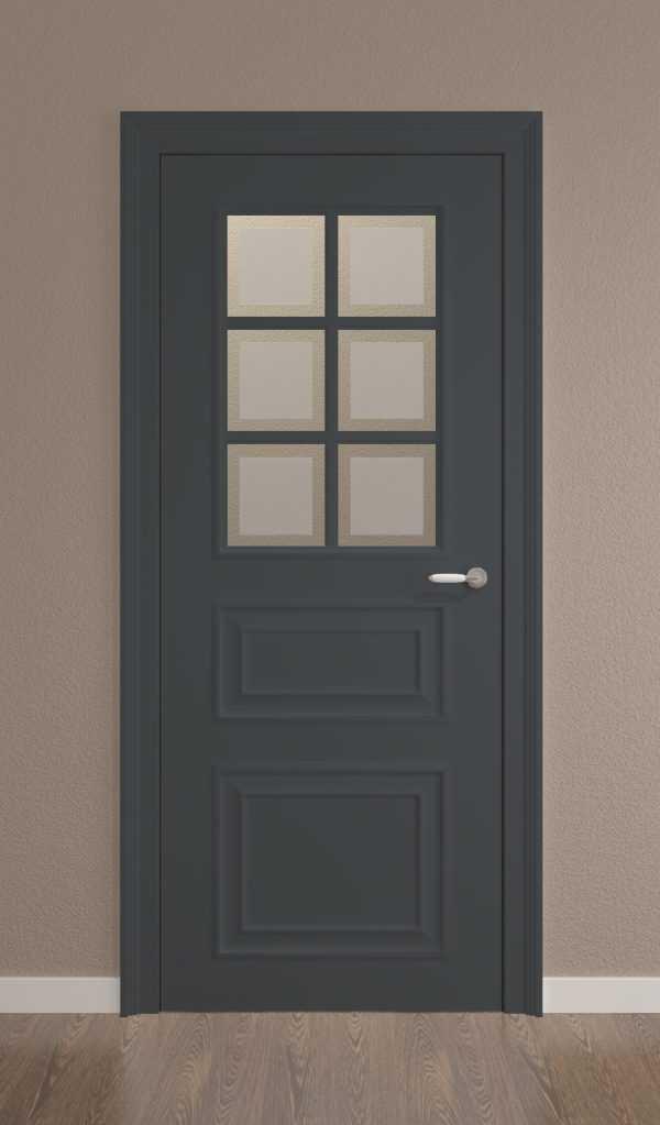 dver artikul 23 c1p2m ral 7011 600x1023 - Артикул 2.3-c1p2м_3д